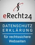 erecht24-siegel-datenschutz-blau